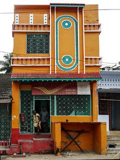 Du côté de Padmanavpur.