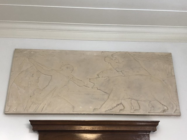 Angola, New York Post Office Relief
