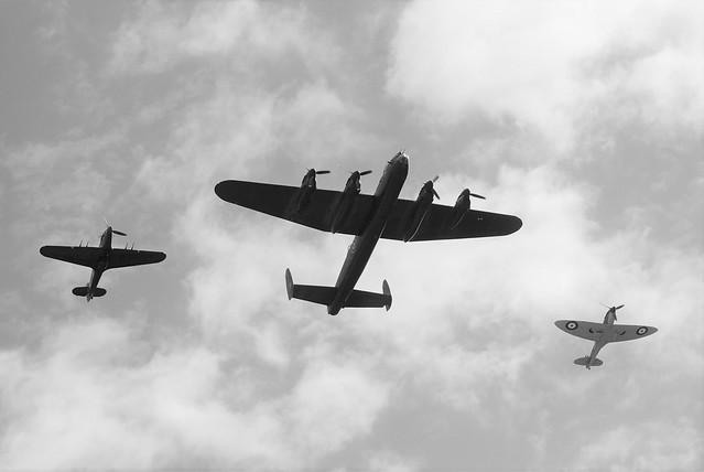 July 2010 Battle of Britain Memorial Flight