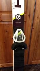 Prodám Slalomové lyže HEAD 132 - titulní fotka
