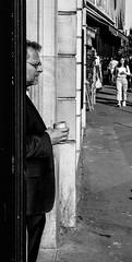 coffee breal, Paris