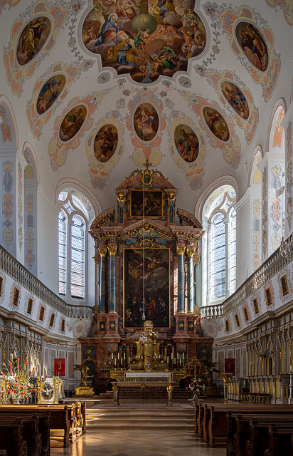 Basilika St. Peter Dillingen