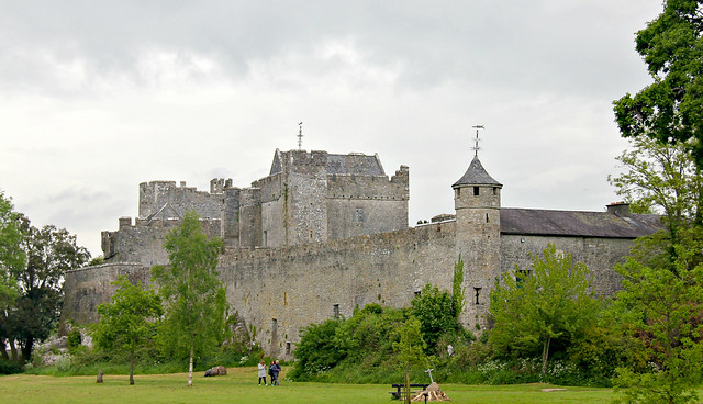 cahir castle - tipperary