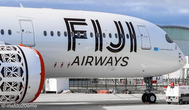 Airbus A350-900 / Fiji Airways