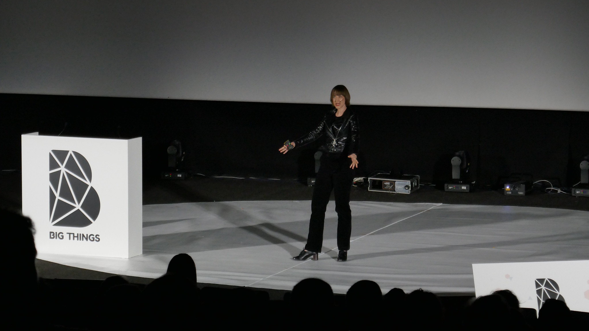 Cassie Kozyrkov at Big Things Conference 2019