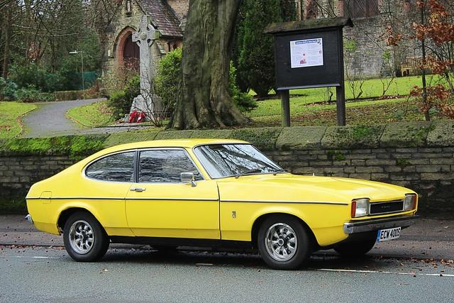 Ford Capri Mk2 2.0GL