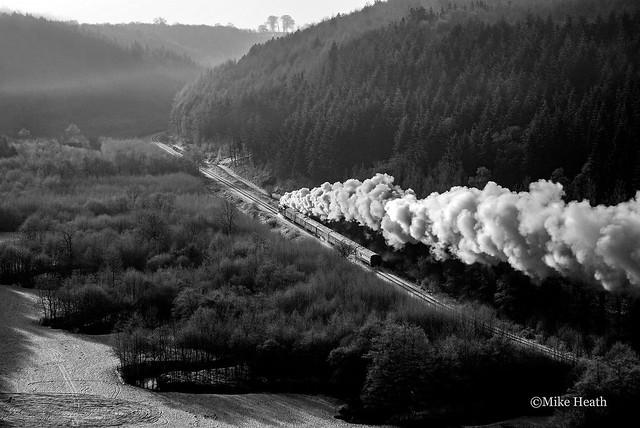 45212 - North Yorkshire Moors Railway -7 December 2008