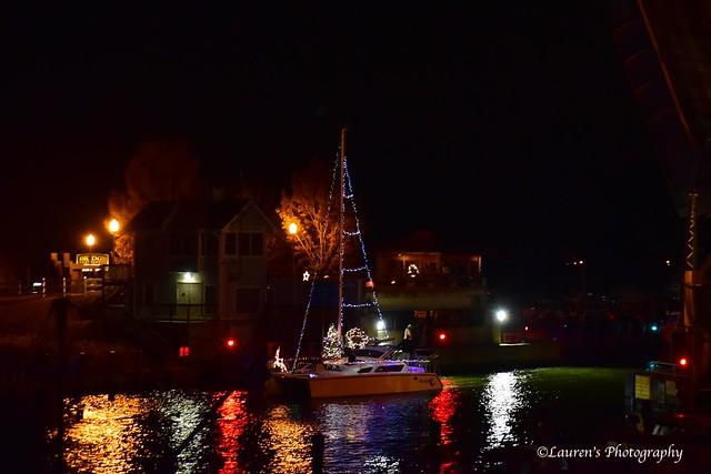 Sailing lights