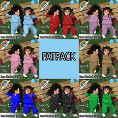 ((RBS))  Xmas Stracksuit (FATPACK) TD & BEBE