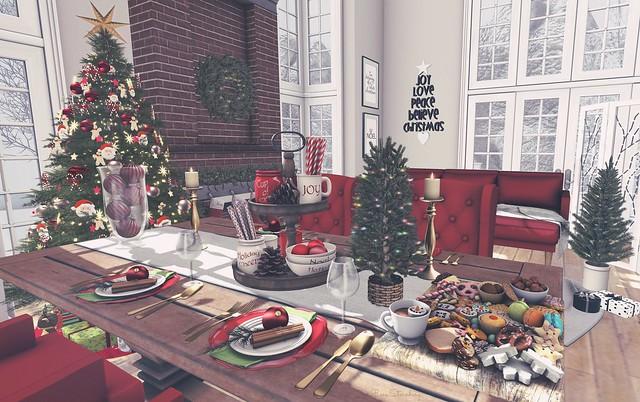 Appetizing Christmas
