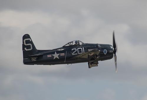 F8F-2 Bearcat Profile