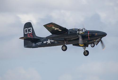 F7F Tigercat Retracting Gear
