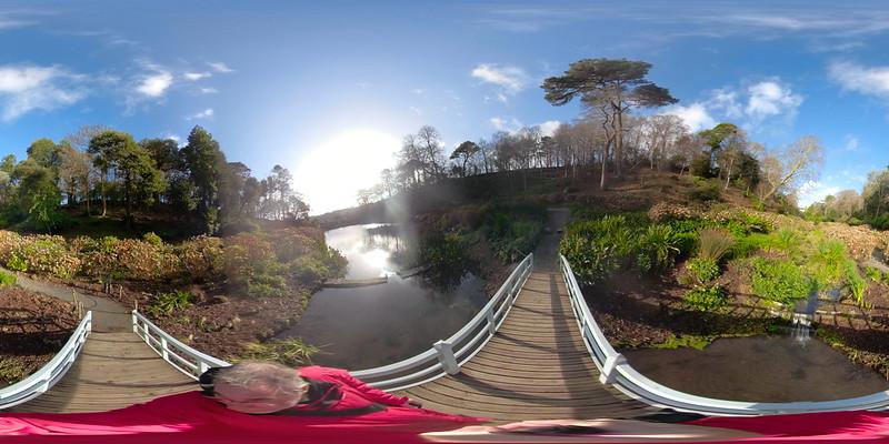 Trebah Gardens - all 360 Photos