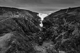 Morbihan, Quiberon, B&W, 62