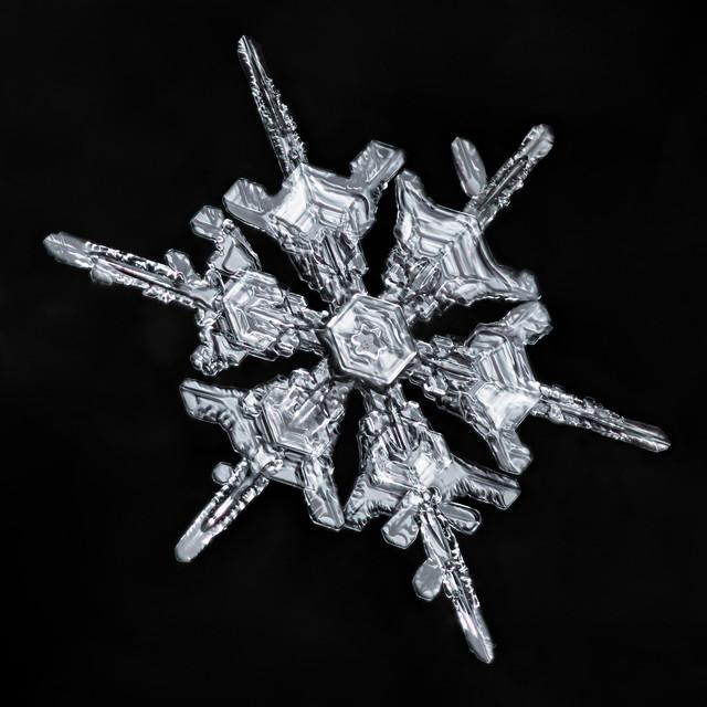 Snowflake 871