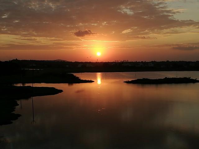 Guduvancherry Lake