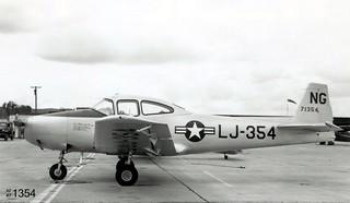 North American / Ryan L-17A Navion 47-1354