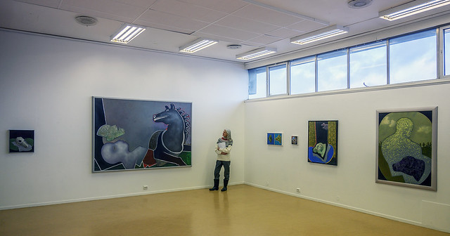 Bjørn Krogstad, separate exhibition in Kristiansand