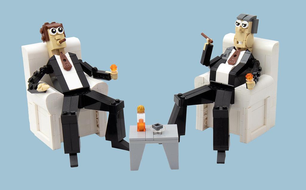 LEGO® MOC by vitreolum: Boston Legal