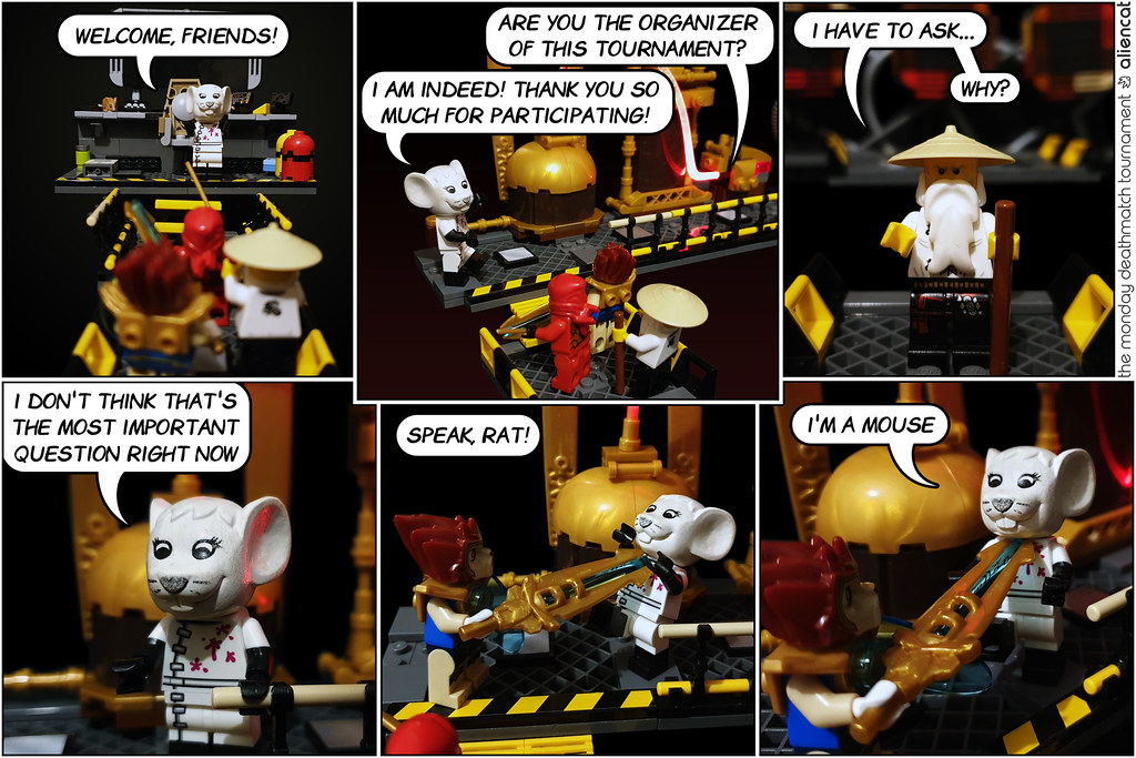 The Monday Deathmatch Tournament - Page 94