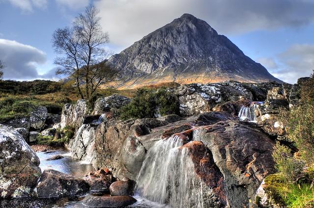 Buachaille Etive Mor, Glencoe, Highland, Scotland, UK
