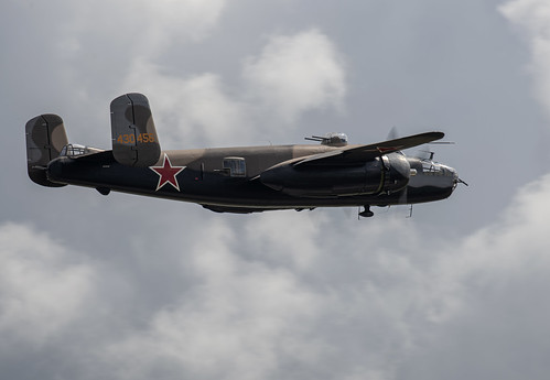 Soviet Marked B-25