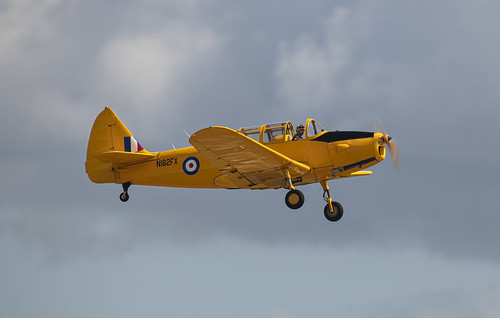 Fiarchild PT-19 in RAF Marking