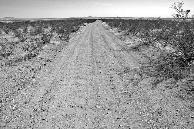Hermanas Grade Road (C003).  Luna Co., New Mexico, USA.