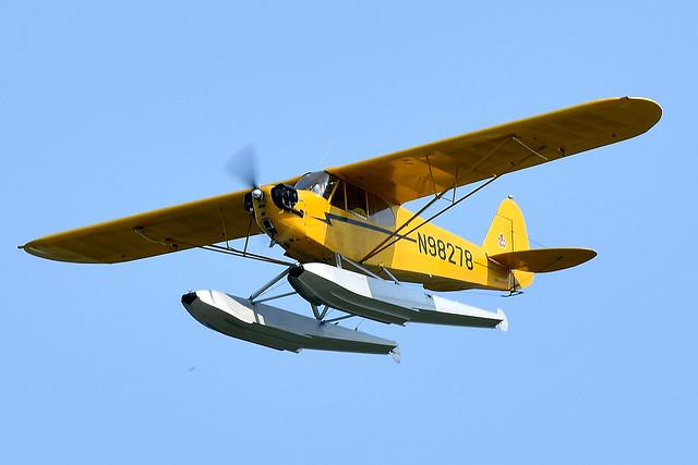 1946 PIPER J3C-65 Cub N98278 C/N 18453