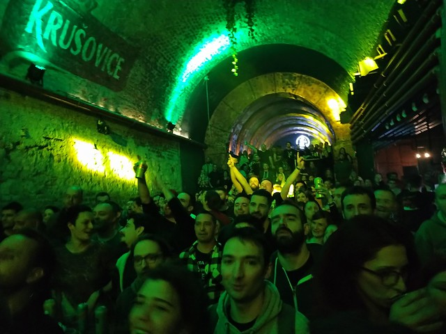 Atheist Rap @ Subberni centar, Beograd, 7.12.2019.