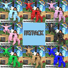 ((RBS))  Xmas Stracksuit (FATPACK) Bebe Youth