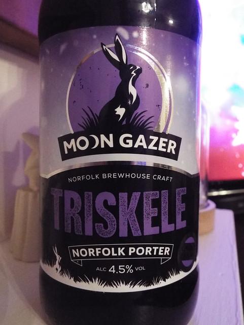 Norfolk, Moon Gazer Triskele Norfolk Porter, England