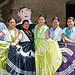Dancers Oaxaca Women Chinas Oaxaquenas