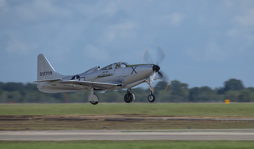 Siver P-63 Taking Off