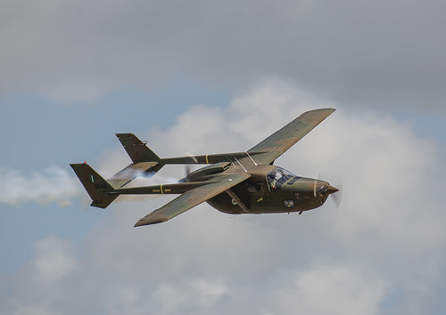 Cessna O-2 Bank
