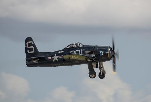 CAF F8F Bearcat