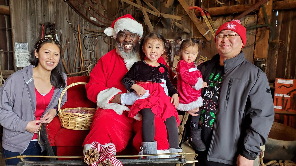 Meridian Historical Village Organizes Christmas Traditions and Activities