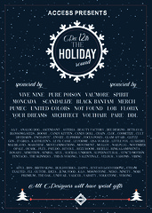 ACCESS  Holiday round   Line up