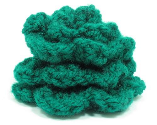 Crochet tree