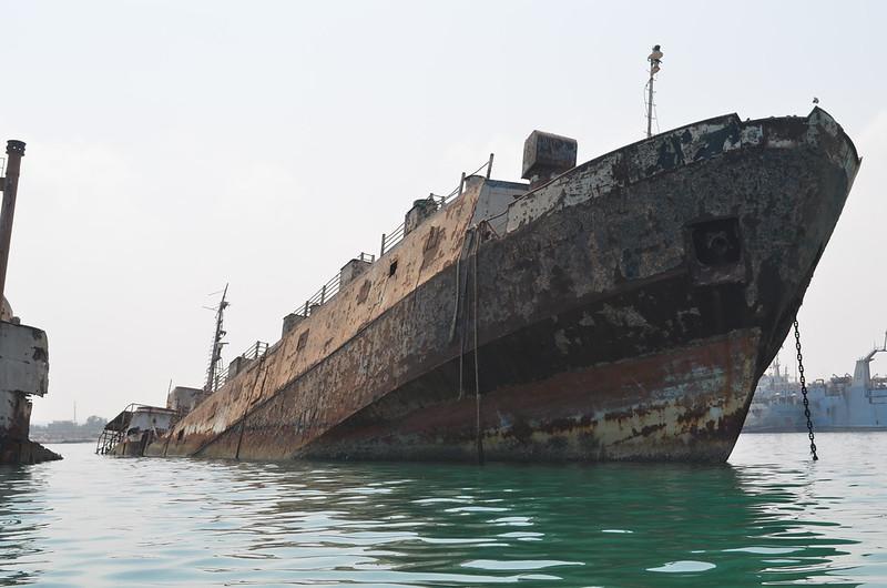 berbera barcos