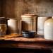 Storage Jars, Sauer Beckmann Living History Farm