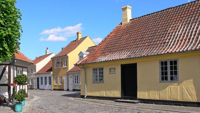 H. C. Andersen's House, Odense, Denmark