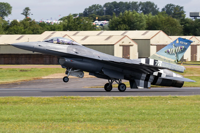 FA-57 / Belgian Air Component / General Dynamics F-16AM Fighting Falcon