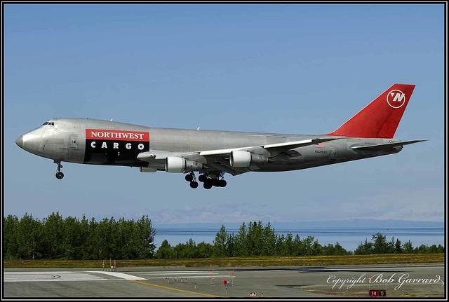 N629US Northwest Airlines Cargo