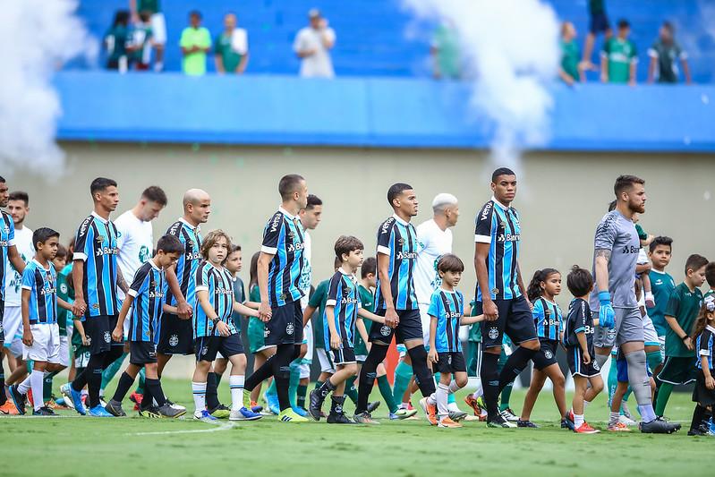 Goiás x Grêmio - Brasileirão 2019 - 08/12/19