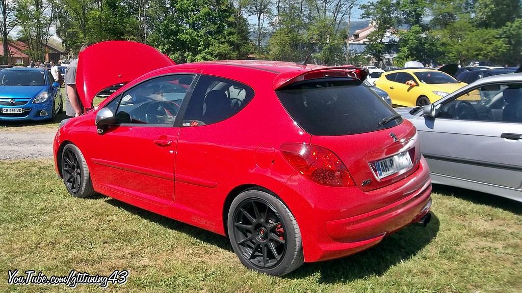 Peugeot 207 Rc Venez Regarder Ici Ma Vidéo Complète De L E Freddy Ranchoux Flickr