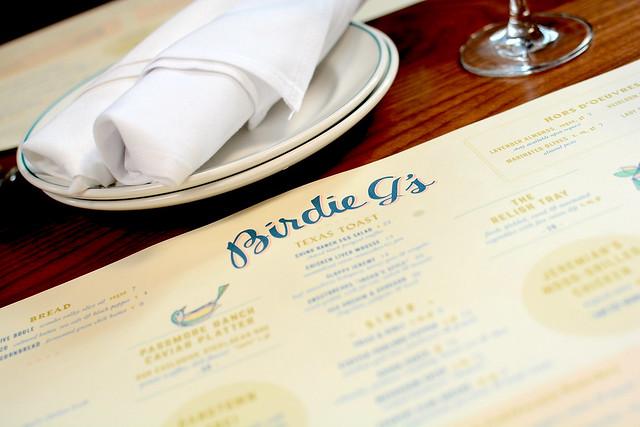 Birdie G's - Santa Monica