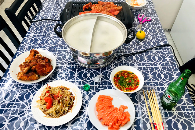 Christmas Luncheon Asian-style 2019