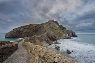 San Juan de Gaztelugatxe Vizcaya Basque Country