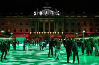 Skate, Somerset House